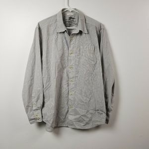 Tommy Bahama Relax Mens Button Down Shirt M